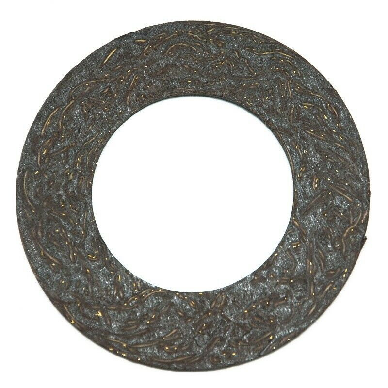 """2 of Slip Clutch Friction Disc Plate ID 3.75"""" w/ 6.25"""" OD & Thickness of .125"""""""