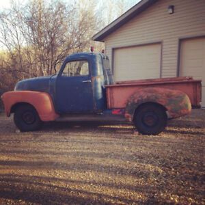 *Wanted* 47-54 Chevy truck parts
