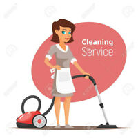 Cleaning   Lady   | 25/h | Mississauga Oakville Brampton