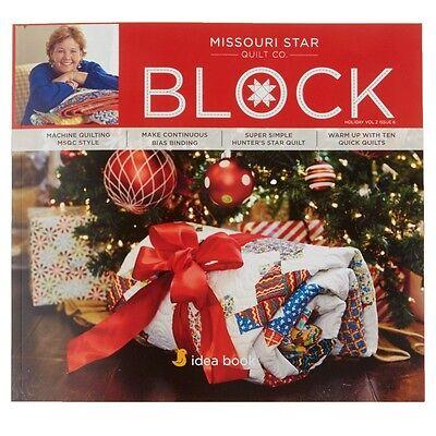 Quilt Magazine   Block   Holiday 2015 Vol 2 Issue 6   Missouri Star Quilt Co