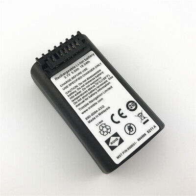 New Nikon Nivo 2m2c Li-ion 3.7v 5000mah Battery For Nikon Total Stations