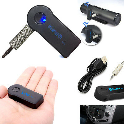 3.5mm Wireless USB Mini Bluetooth Aux Stereo Audio Music Car Adapter Receiver EP