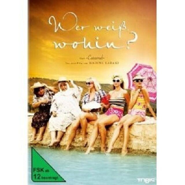 WER WEISS, WOHIN?  DVD MIT CLAUDE MSAWBAA NEU
