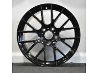 "19"" Veemann VC359 - Gunmetal Alloy Wheels & Tyres. Suit BMW E90, E92 & F30. (5x120)"