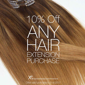 CALGARY CLIP-IN  EXTENSIONS SPECIAL 10%OFF &HAIR SUPPLIES