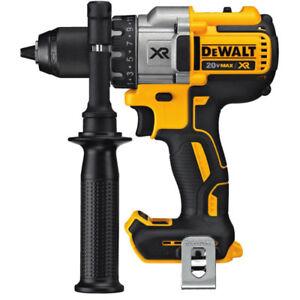 Dewalt DCD996 20v brushless hammer drill 1/2 in