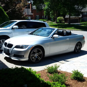 Fully loaded 2008 BMW 3-Series 328 Convertible