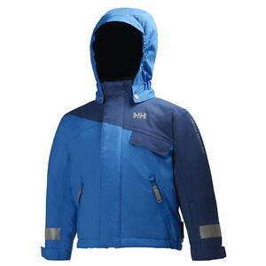 Helly Hansen Rider Jacket and Bib - 128cm/8yr