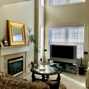 FURNISHED exclusive Townhouse in downtown gated community