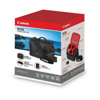 (NEW) Canon accessories kit(Bag, Neck strap, battery LP-E6N)