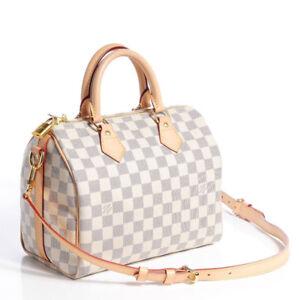 Brand New Louis Vuitton Speedy 30 Bandouliere Handbag/Crossbody