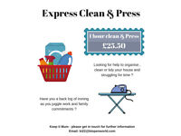 Keep it Mum - Cleaning services for busy individuals
