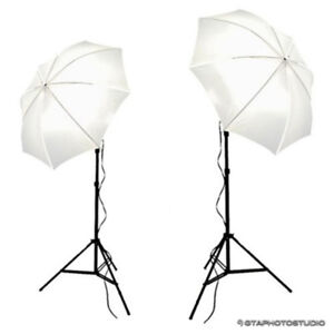 Photo Video Umbrella Kit / BRAND NEW / shipping available