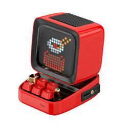 Divoom Ditoo Retro DIY Pixel Art Smart Alarm Clock LED Display Bluetooth Speaker
