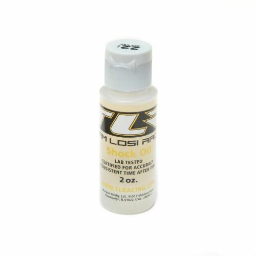 22.5WT Silicone Shock Oil 223CST, 2OZ by Team Losi Racing TLR74003