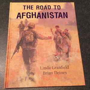 """NEW Book- """"The Road to Afghanistan"""""""