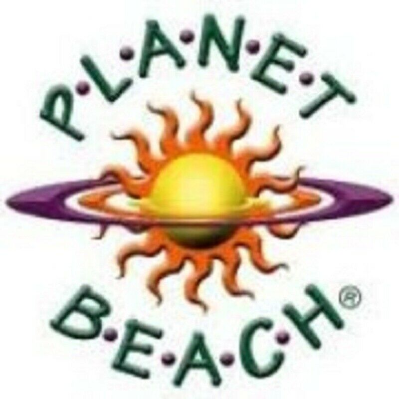 Planet Beach Tanning Bed Acrylics Made In USA Fast Shipping