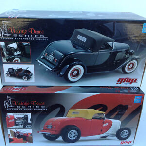 ACME/GMP DIECAST  '32 FORD COUPES/ROADSTERS London Ontario image 2