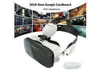 BOBOVR Z4 VR Headset 3D Glasses with Bluetooth Remote Controller Gamepad