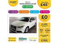Audi A1 1.6TDI ( 105ps ) 2013MY SE FROM £45 PER WEEK!