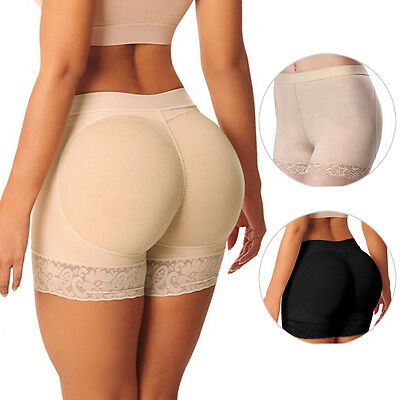 2017 Butt Booty Lifter Shapewear Bum Hip Lift Hose Gesäß Enhancer Boyshorts NEU