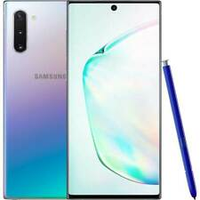 Samsung N970 Galaxy Note 10 256GB Dual-SIM AURA GLOW SILVER garanzia