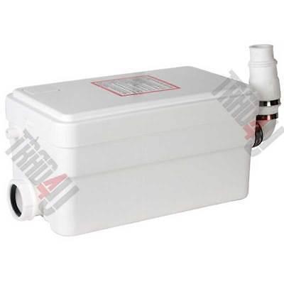 2 inlets Sanitary shower macerator pump waste pump for shower, sink, bath