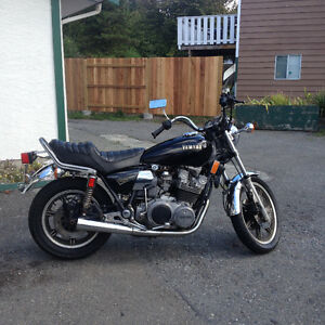 Motorcycles for sale in nanaimo cars vehicles kijiji for 1981 yamaha sr185 specs