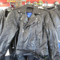 Men's Traditional Leather Motorcycle Jacket ONLY $100 Re-Gear Oshawa / Durham Region Toronto (GTA) Preview