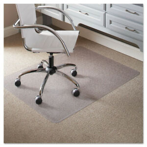 NEW ES Robbins 46 x 60  Chair Mat for Carpet up to 1/4-inch