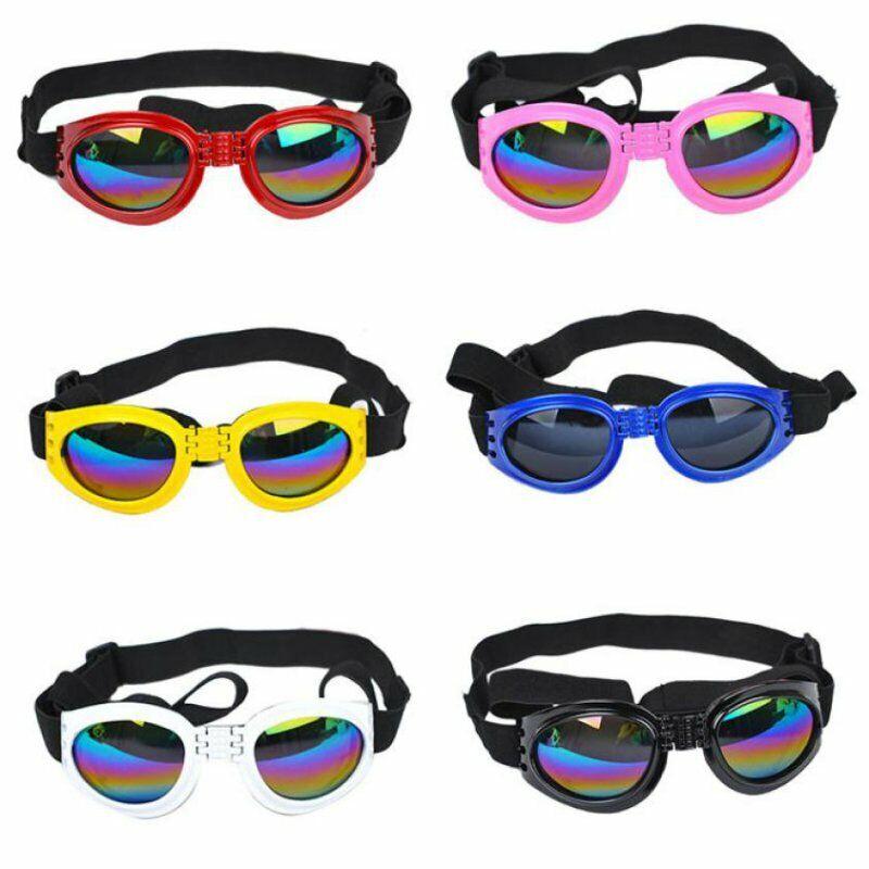 Pet Protection Small Doggles Dog Sunglasses Pet Goggles Sun Eye Glasses US