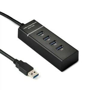 4-ports USB 3.0 Hub External USB Mini Splitter for Computer 5V 5GBPS X Maddington Gosnells Area Preview