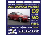 Audi A6 Saloon 2.0TDI ultra 2015MY Black Edition FINANCE FROM £75 PW