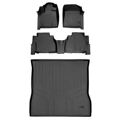will not fit hybrid models Weatherbeater Front /& 2nd Seat Floor Mats Husky Liners Fits 2018-19 Toyota Camry