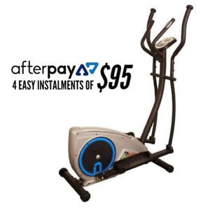 New Affordable GO30 Cross Trainer - Perfect for Home Use