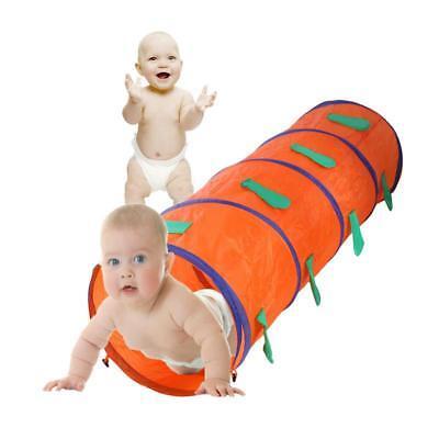 Juego Túnel Tienda Niños Bebé Exterior Infantil Bola Casa Juguete Plegable
