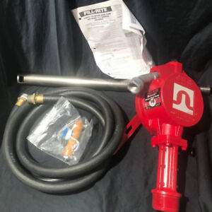 Tuthill/Fill-Rite FR112 Rotary Style Manual Fuel Transfer Hand P