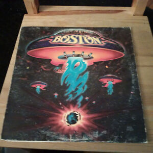 Boston Vinyl Album