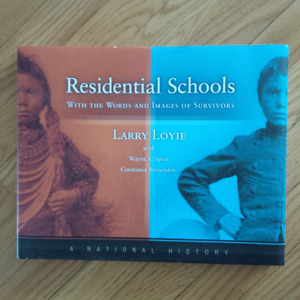 Residential Schools by Larry Loyie