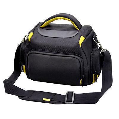 Large Waterproof Case Camera Shoulder Bag Backpack For Nikon Slr Dslr