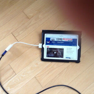 """""""ADAPTER""""for APPLE  IPAD 2or3 or Iphone to watch on TV—NEW $10"""