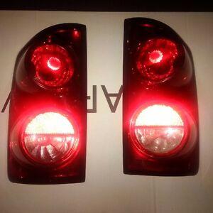 2007 Dodge Ram tail lights