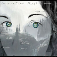 Cours de chant ♪ Singing Lessons ♪N-Rosemont ♪ Studio ou Skype ♪