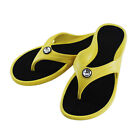 "Flat 0 to 1/2"" Women's Rubber Slippers"