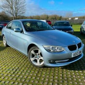 image for 2013 BMW 3 Series 320d SE 2dr Coupe Diesel Manual ONLY 23000 Miles- 1-OWNER-MINT