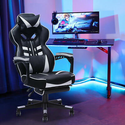 High Back Racing Gaming Chair Ergonomic Office Computer Chair Upgraded Version