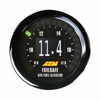 AEM Universal Wideband UEGO Failsafe Gauge Air / Fuel Ratios AFR MAP 30-4900 UK
