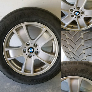 BMW E53 X5 Winter Wheels