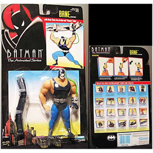 Bane Action Figure ~  Batman The Animated Series