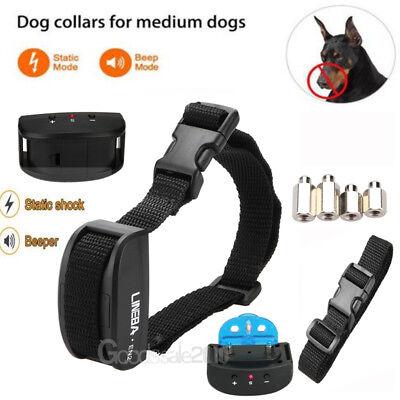 Electronic Control Dog Train Anti Bark No Barking Tone Collar For Pet Training